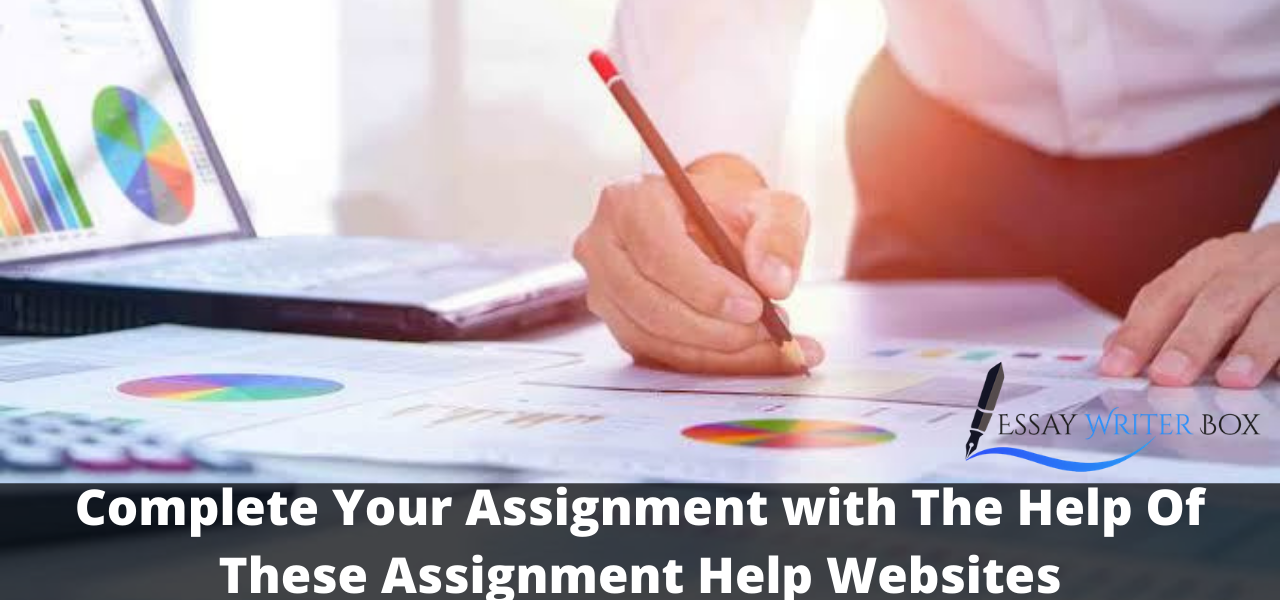 Complete Your Assignment with The Help Of These Assignment Help Websites