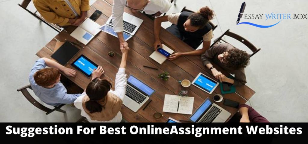Online assignment websites