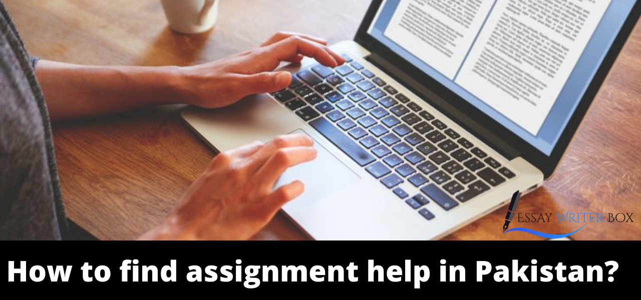 assignment help in Pakistan