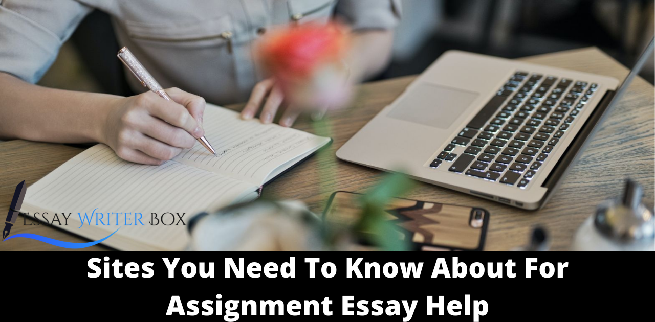 Sites You Need To Know About For Assignment Essay Help