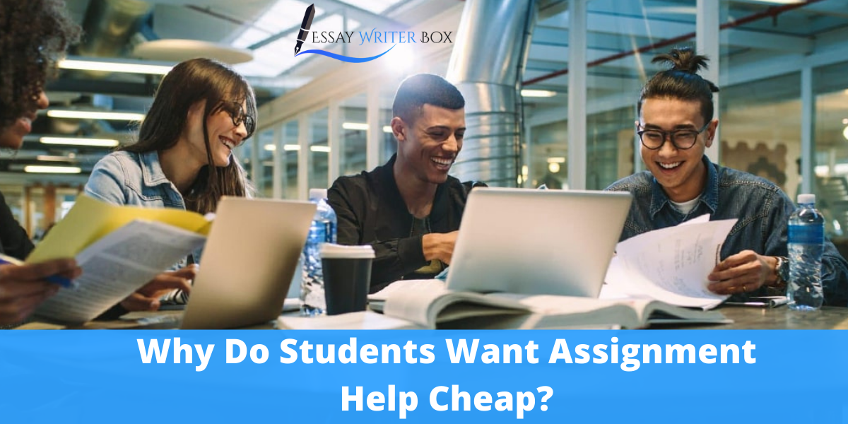 Why Do Students Want Assignment